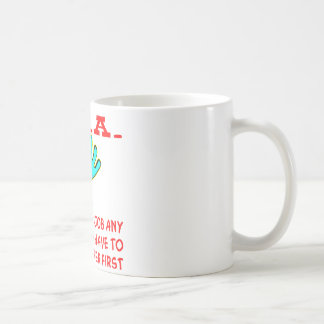 TSA If We Did Our Job Any Better We'd Have To Coffee Mug