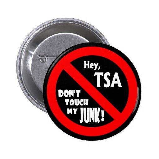 TSA Junk pin