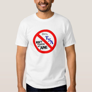 TSA JUNK t-shirt