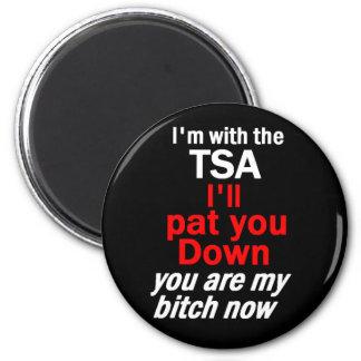 TSA Magnet