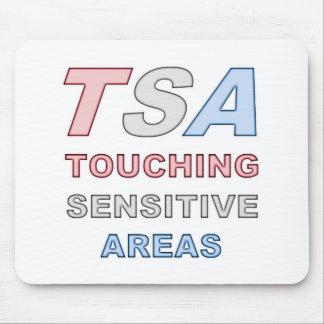 TSA MOUSE PAD