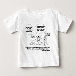 TSA Screening Baby T-Shirt