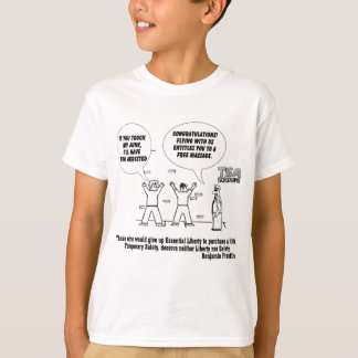 TSA Screening T-Shirt