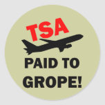 TSA STICKERS