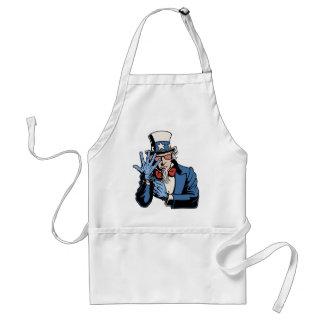 TSA- Uncle Sam Adult Apron