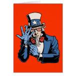TSA- Uncle Sam Card