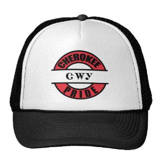 Tsalagi - orgullo cherokee gorras de camionero