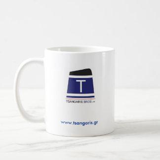 Tsangaris Bros Ltd. Coffee mug