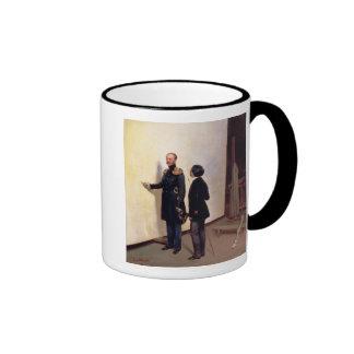 Tsar and Artist Mug