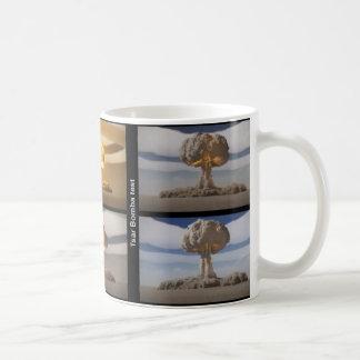 Tsar Bomba nuclear test mug