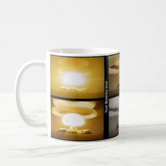 Tsar Bomba test mug