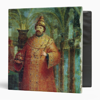 Tsar Ivan Alexeevich V Binder