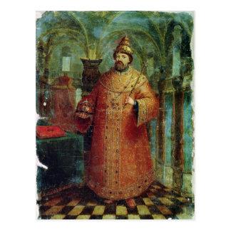 Tsar Ivan Alexeevich V Tarjetas Postales