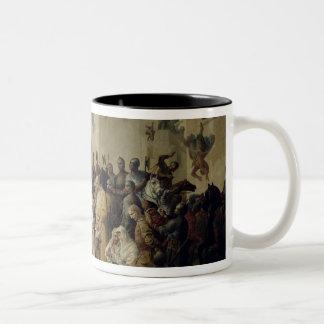 Tsar Ivan IV conquering Kazan in 1552, 1894 Mug