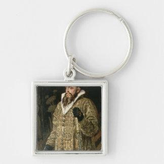 Tsar Ivan IV Vasilyevich 'the Terrible'  1897 Keychain