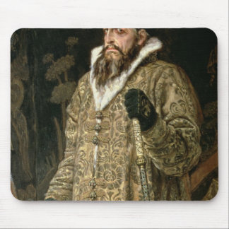 Tsar Ivan IV Vasilyevich 'the Terrible'  1897 Mouse Pad