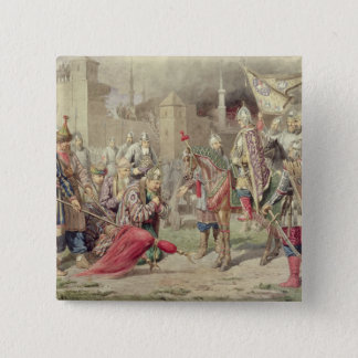 Tsar Ivan IV Vasilyevich the Terrible Button