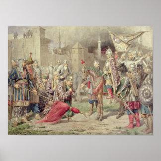 Tsar Ivan IV Vasilyevich the Terrible Poster