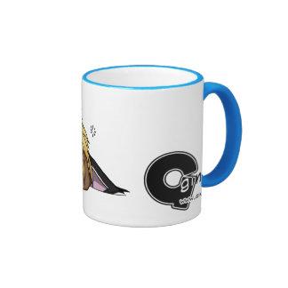 Tsar needs coffee coffee mug