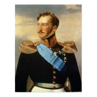 Tsar Nicholas I Postcard