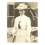 Tsar - TSARINA ALEXANDRA Romanov Russia #294 Postcard