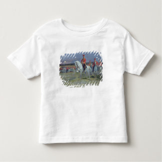 Tsarevich Nicolas  Reviewing the Troops, 1899 Toddler T-shirt