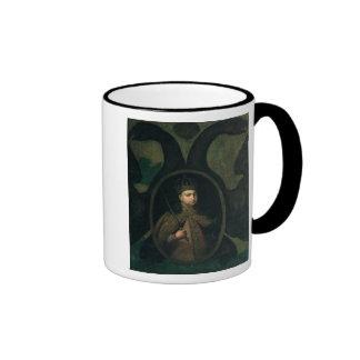 Tsarevna Sophia Alexeevna,  1680s Ringer Mug