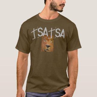 Tsatsa sasa Lion smile T-Shirt