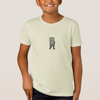 Tsavo Cheetah Cub Youth T -Shirt T-Shirt
