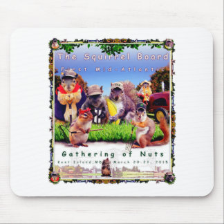 TSB Poster Mouse Pad