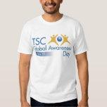 TSC Global Awareness Day Tee Shirt