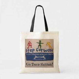TSC Walk for Hannah Tote Bag