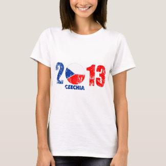 tschechien_2013.png T-Shirt
