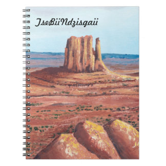TseBiiNdzisgaii - Monument Valley Notebook