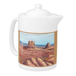 TseBiiNdzisgaii Teapot