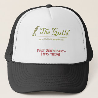 Tshirt back trucker hat