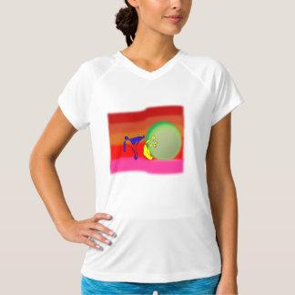 tshirt capoeira martial arts rainbow axe abada