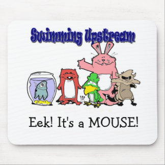 TShirt, Eek! It's a MOUSE! Mouse Pad
