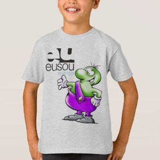 Tshirt EU SOU para crianças