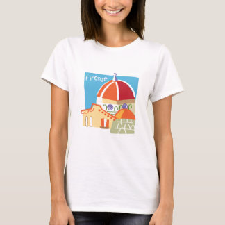 Tshirt - Graphic of Firenze/Florence