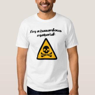 Hazardous Material T Shirts Shirt Designs Zazzle