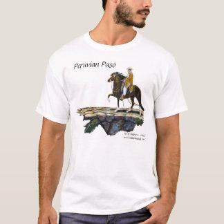 Tshirt, light colors only, Peruvian Mountain Trail T-Shirt