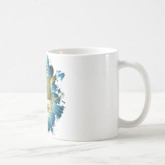 TSHIRT-LOGO CLASSIC WHITE COFFEE MUG
