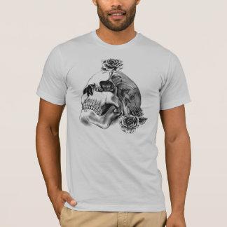Tshirt (mens) - Skull & Roses