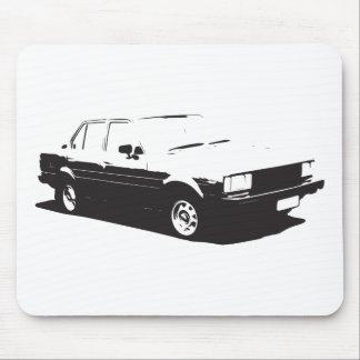 Tshirt Old Corolla-1983 Mouse Pad