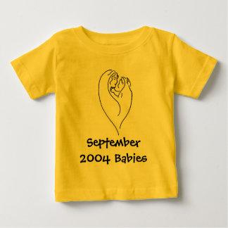 TSHIRT, September 2004 Babies Baby T-Shirt