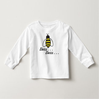TShirt Toddlers BUZZ . . . BUZZ . . .