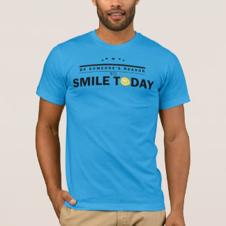 TShirt with Smile quote