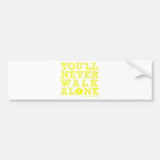 Tshirt YNWA-Liverpool Bumper Sticker