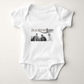 tshirtdesign1 white only baby bodysuit